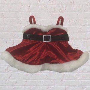 BABW Santa Dress Costume Doll Clothes